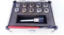 ER25 Collet Set - 10 PEZZI MT2 IMPERIAL