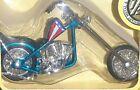 MOTOR+MAX+SUPER+BIKES+AMERICAN+HARLEY+CHOPPER+%2376207+1%3A24+DIECAST+MOTORCYCLE+NOS