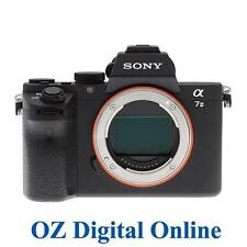 NEW Sony Alpha A7 MK 2 Body Mark II 24.3MP Full Frame DSLR Camera 1 YrWty