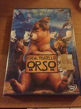 DVD Koda, fratello orso (2004) WALT DISNEY NUOVO SIGILLATO