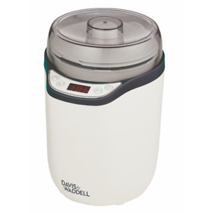 Davis & Waddell 2 in 1 Yoghurt Maker/Fermenter/Pickler Sauerkraut/Cheese/Kimchi