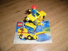 Lego Kehrmaschine 6649