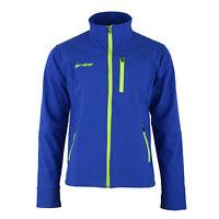 Unisex Soft Shell Outdoor Waterproof Windproof Work Thermal Fleece Lined jacket