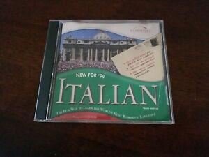 New For '99 Italian