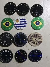 Watch Dials Lot Of 12