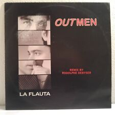 """Outmen – La Flauta (Remix) (Vinyl 12"""", Maxi 33 Tours)"""