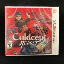 Culdcept Revolt (Nintendo 3DS) BRAND NEW
