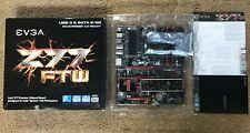 Excellent EVGA Z77 FTW 151-IB-E699-KR LGA 1155 Intel ATX Motherboard