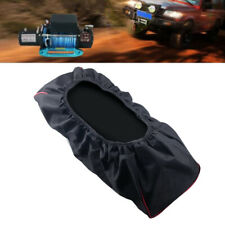 Winch Dust Cover Waterproof 420D Fits Driver Recovery 5000LB To 13000LB Black#