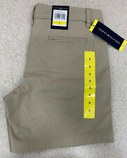 In Size 16 Quality Tommy Hilfiger Casual Shorts Womens Ladies Plus Size Mint Green Excellent