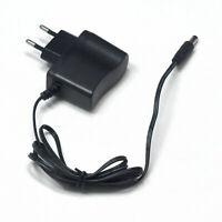 9V 500mA AC DC EU Power Adapter 5.5x2.1-2.5mm output plug 100-240V 50/60Hz