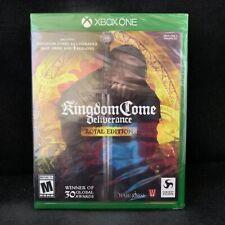 Kingdom Come: Deliverance (Royal Edition) (Xbox One) BRAND NEW