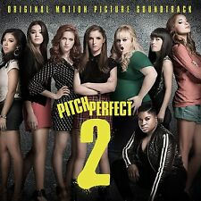PITCH PERFECT 2 SOUNDTRACK CD ALBUM 2015