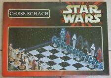 Collector - Chess - Echiquier - jeu d'échecs STAR WARS  !!!