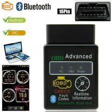 Android HH OBD 2 Advanced Car Diagnostic Scanner ELM327 OBD-II Bluetooth V2.1