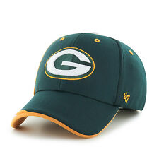 Green Bay Packers 47 Brand Neutral Zone Adjustable Hat Baseball Cap