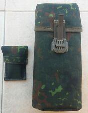 ORIGINAL FLECKTARN CAMO SNIPER SCOPE CASE G3 Z24 HENSOLDT GERMAN ARMY.