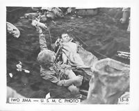 (043) Vintage USMC Photo Iwo Jima Operation