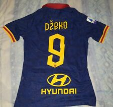 Maglia blu Roma, Dzeko #9 2019-20 Nike shirt  camiseta preparata/issued.