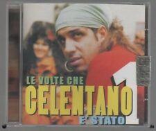 CELENTANO LE VOLTE CHE ADRIANO E' STATO 1 CD F.C.