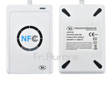 USB ACR122u NFC Reader&Writer 13.56Mhz RFID Copier Duplicator For iPhone