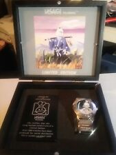 TMNT Limited Edition Usagi Yojimbo Watch Rare Out Of Print Stan Sakai 402/1000