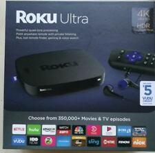 @LOOK@ New In Box Roku 4K Ultra HDR Streaming Media Player 4640RW USA Version