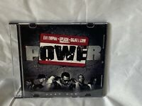 POWER [MIXTAPE CD] MIX 50 CENT FABOLOUS JAY-Z KANYE WEST MEEK MILL JEEZY