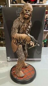 Chewbacca Premium Format Statue Sideshow EXCLUSIVE Empire Strikes Back Star Wars