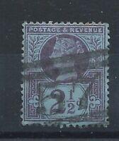 Grande Bretagne N°95 Obl (FU) 1887/1900 - Victoria
