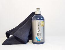 Koch Chemie Protect Leather Care 500 ml Lederpflege + Mikrofasertuch schwarz