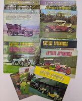 Lot of 18 Vintage 1970s ANTIQUE AUTOMOBILE Club Magazines Classic Cars 1970-74