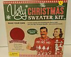 Ugly Christmas Sweater Kit Size L Make Your Own Sweater Kit