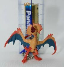 Monster Hunter YIAN KUT-KU Mini Figure Keychain Japan Game