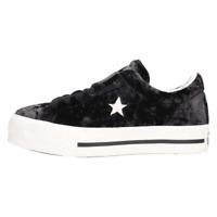 Converse All Star CTAS LIFT OX PLATFORM Velvet  Black/White 562741C