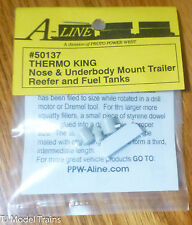 A-Line HO #50137 Thermo King Nose & Underbody Mount for Trailer (Fuel Tank)