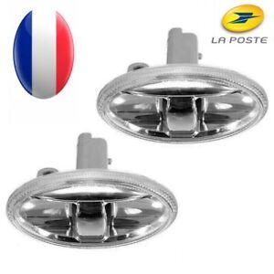clignotant Peugeot GAUCHE+DROIT Latéral Répétiteur C2 Partner 107 206 307 1007