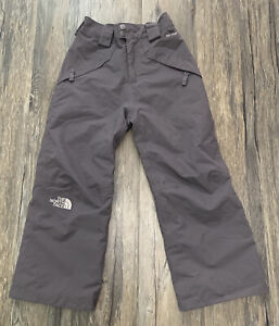 North Face High Vent Snowpants Boys Youth Sz XS