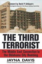 The Third Terrorist: The Middle East Connection to the Oklahoma City B-ExLibrary