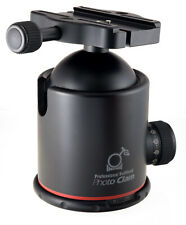 Photo Clam PC-74 Professional Ball Head Ballhead Tripod