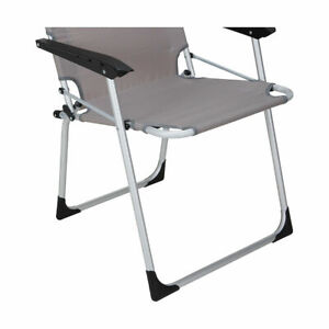 New 2021 Reclining Garden Chair Aluminium Pink Outdoor Patio Camp Furniture AU