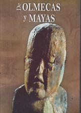DVD - De Olmecas Y Mayas NEW Mexico Antiguo FAST SHIPPING !