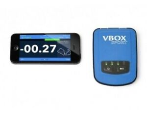 Racelogic VBOX Sport - data logger. With suction mount and GPS Antenna
