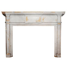 New listing Salvaged Antique Fireplace Mantel, Nfpm226