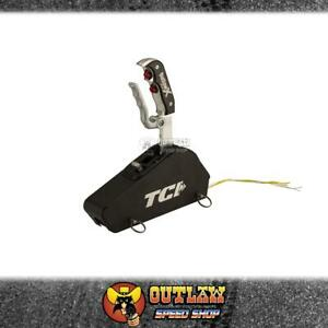 TCI AUTO TRANS SHIFTER OUTLAW-X FITS GM TH350/TH400/700R4 W/BUTTONS - TCI630003