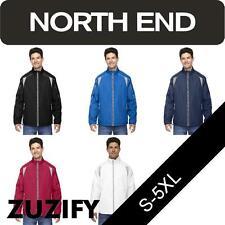 North End Mens Lightweight Color-Block Jacket. 88155