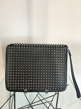 Christian Louboutin  Cris Spiked Leather I Pad  Case