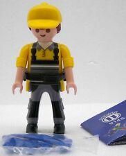 HANDWERKER MIT VIEL WERKZEUG Playmobil FIGURES 11 BOYS 9146 zu Spezial Gürtel