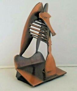 Pablo Picasso Replica Sculpture Woman 1967 Daley Plaza Chicago Pub Bldg Comm