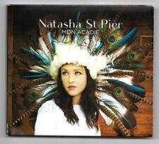 CD / NATASHA ST PIERRE - MON ACADIE / ALBUM DIGIPACK 11 TITRES 2015